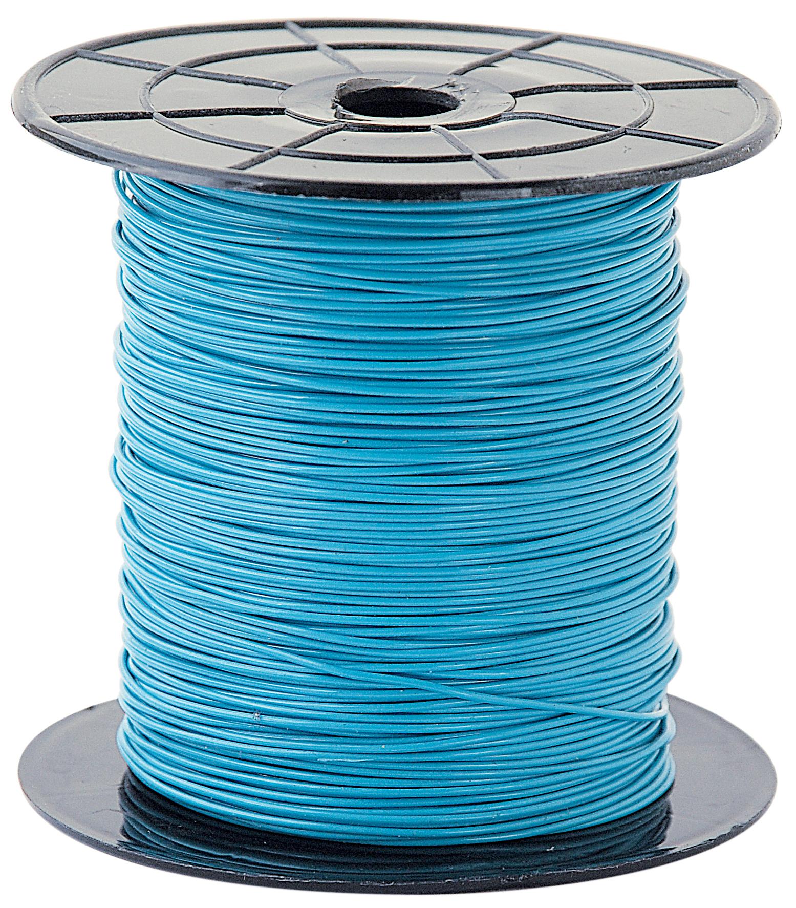 Toner Crafts | Fun Wire Spool – Blue Razz